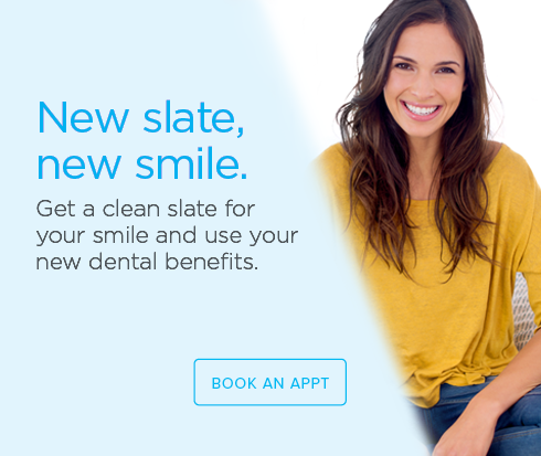 Prominent Point Dental Group and Orthodontics - New Year, New Dental Benefits