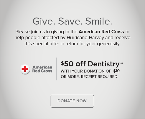 Prominent Point Dental Group and Orthodontics - Donate Red Cross® Hurricane Harvey